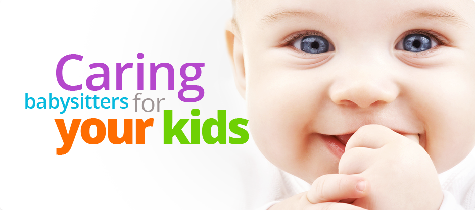 Caring babysitters for your kids